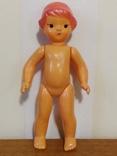 Кукла на резинках,целлулоид