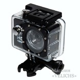 Экшн камера Action Sports с аквабоксом и набором креплений photo 2
