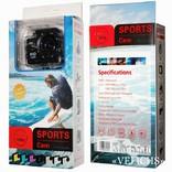Экшн камера Action Sports с аквабоксом и набором креплений photo 12