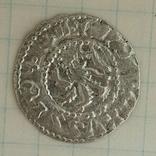 Галицко-Русский грош Владислава Ягайла (1380-х годов) photo 3