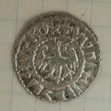 Галицко-Русский грош Владислава Ягайла (1380-х годов) photo 4