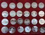 Монеты юбилейные Росии 1992 - 1995