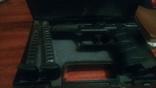 """Пневматический пистолет Аникс А-3000 """"Скиф"""""""