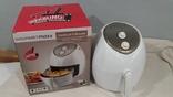 GOURMETmaxx Фритюрница с горячим воздухом с большой корзиной для жарки