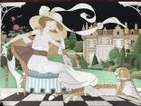 Филипп Нойер (Philippe Noyer) ''Lady Libellula''. Литография.