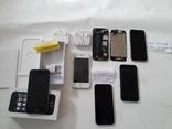 Одним лотом продукція компанії Apple смартфони Iphone 5, 5S