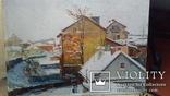 """Перший Сніг"" Курило К.П. 1965р."