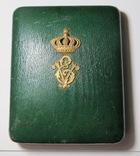 Итальянский  орден Св. Мауриция и Св. Лазаря,с миниатюрой ордена., фото №5