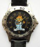 Armitron мужские часы Garfield мех. ETA Swiss parts