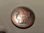 Доллар Морган 1883о photo 6