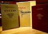 3 книги Шевченко. Сохран.