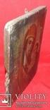 Икона Божьей Матери доска, фото №8