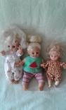 Три симпатичные малышки 20 см., фото №2