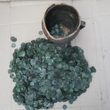 Монеты, около 3400 шт. photo 1