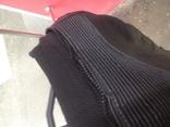 Кожаные байкирские штаны размер 36 photo 7
