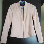 Пиджак розовый photo 1