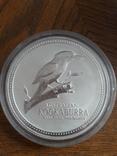 Кукабурра 10 долларов Австралия 311 грамм серебра