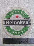 Бирдекель  Heineken, фото №4