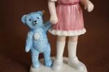 Royal Copenhagen Девочка с игрушкой Goldilocks 2004 photo 8
