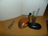 Штопор открывалка Птица сувенир открывашка, фото №5