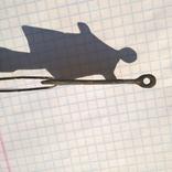 Княжеская трапецевидная подвеска КР photo 6