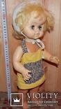 Кукла печать-клеймо 45 см, фото №8
