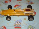 Гоночная машинка (СССР, 28 см), фото №2