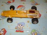 Гоночная машинка (СССР, 28 см), фото №3