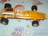 Гоночная машинка (СССР, 28 см), фото №5