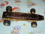 Гоночная машинка (СССР, 28 см), фото №9