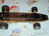 Гоночная машинка (СССР, 28 см), фото №10