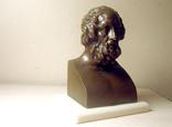 Гомер бронза 19 век Франция photo 2