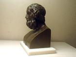 Гомер бронза 19 век Франция photo 7