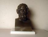 Гомер бронза 19 век Франция photo 11