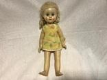 Кукла паричковая на резинках СССР photo 1