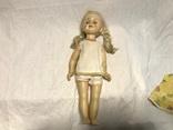 Кукла паричковая на резинках СССР photo 6