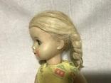 Кукла паричковая на резинках СССР photo 9