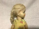 Кукла паричковая на резинках СССР photo 10