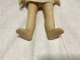 Кукла паричковая на резинках СССР photo 12