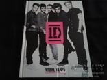 """Книга история группы """"One Direction"""", фото №2"""