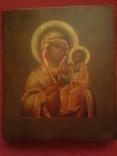 Иверская Божья Матерь. Палех. 31,5 х 27 см. photo 1