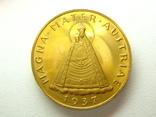 100 шиллингов 1937 г. Мадонна Маризел photo 1