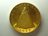 100 шиллингов 1937 г. Мадонна Маризел photo 2