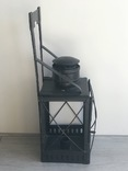Железнодорожный фонарь. Винтаж. Европа photo 1