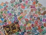Лот иностранных марок 400 шт.+ 1 блок искусство. photo 5