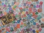 Лот иностранных марок 400 шт.+ 1 блок искусство. photo 9