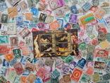 Лот иностранных марок 400 шт.+ 1 блок искусство. photo 11