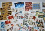 Около 800 штук марок не гашенные photo 2