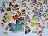 Около 800 штук марок не гашенные photo 4