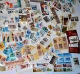Около 800 штук марок не гашенные photo 5